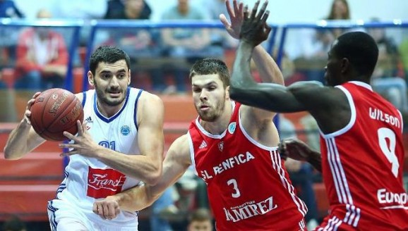 NEW POWER FORWARD JAGODIC-KURIDZA
