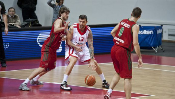 LOST WITH LOKOMOTIV KUBAN IN VTB