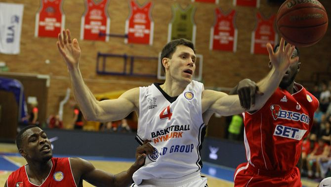 FORTRESS NYMBURK IN VTB LEAGUE